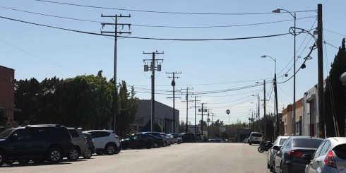 Hayden Tract PBID Street 2